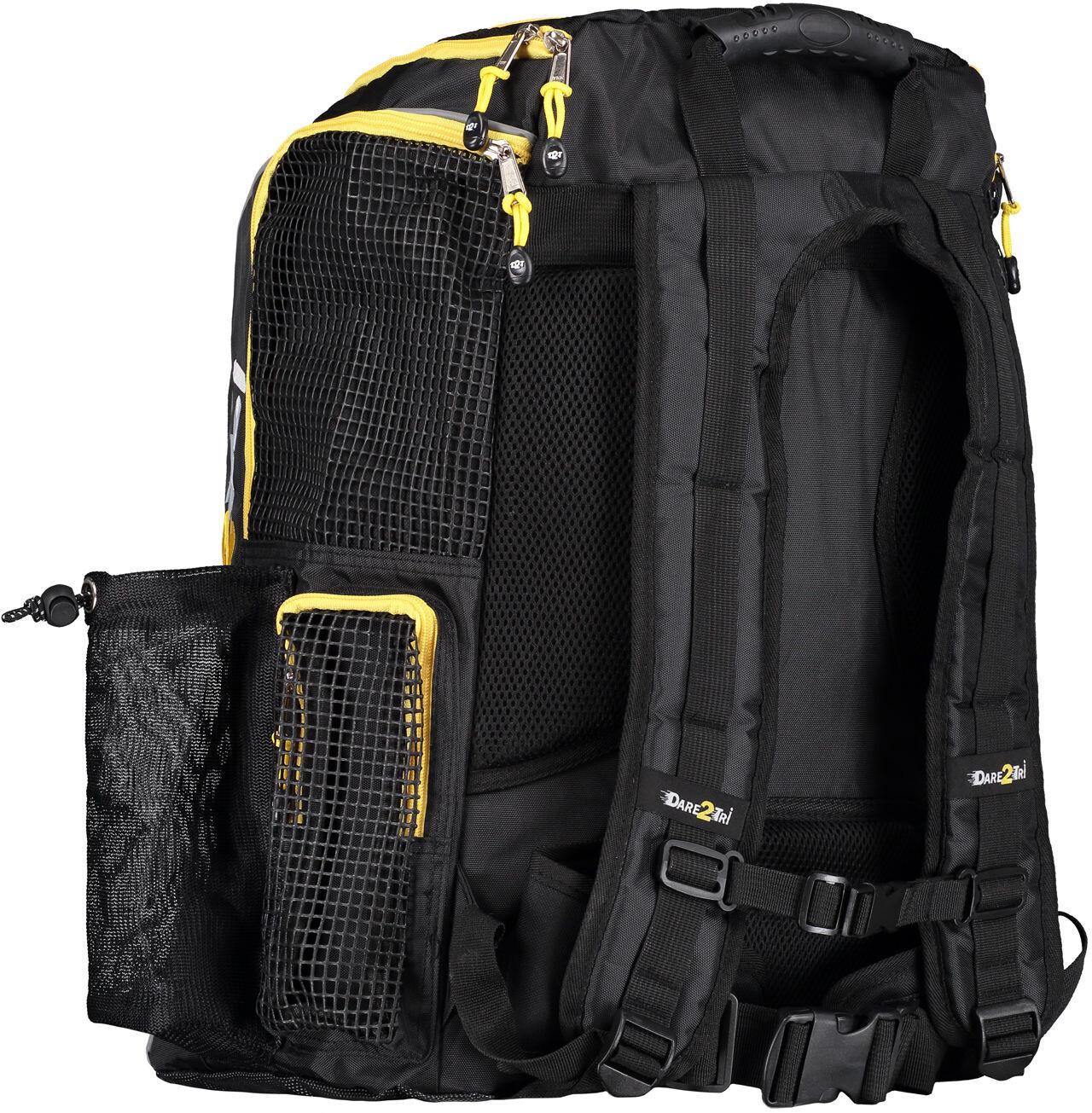 Dare2tri Transition Backpack 33l Black Yellow G 252 Nstig